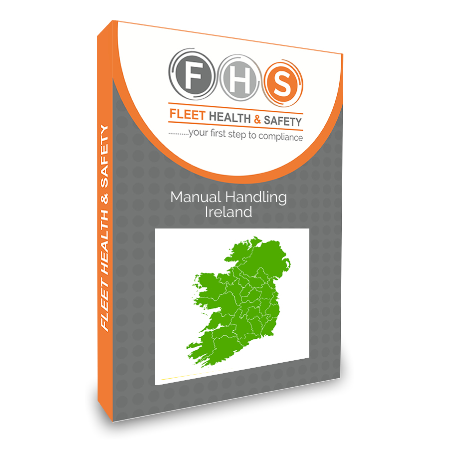 manual handling training ireland powerpoint fleet health and safety
