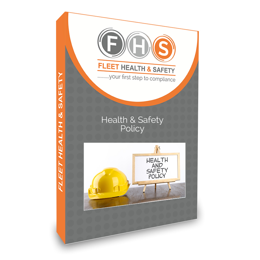 Health and Safety Policy Template (3-part) - Fleet Health ...